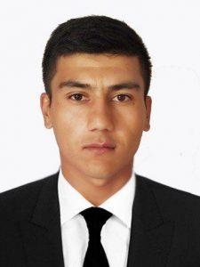 O'tanov Fayzulla Beknazar o'g'li            1-19 guruh talabasi