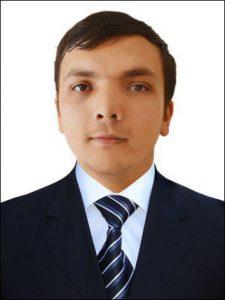 Maxmudov Shahtiyor Baxriddin o'g'li         3-19 guruh talabasi