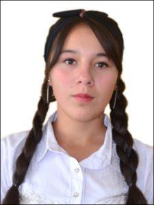 Turdiyeva Lyuza Ismat qizi             6-19 guruh talabasi